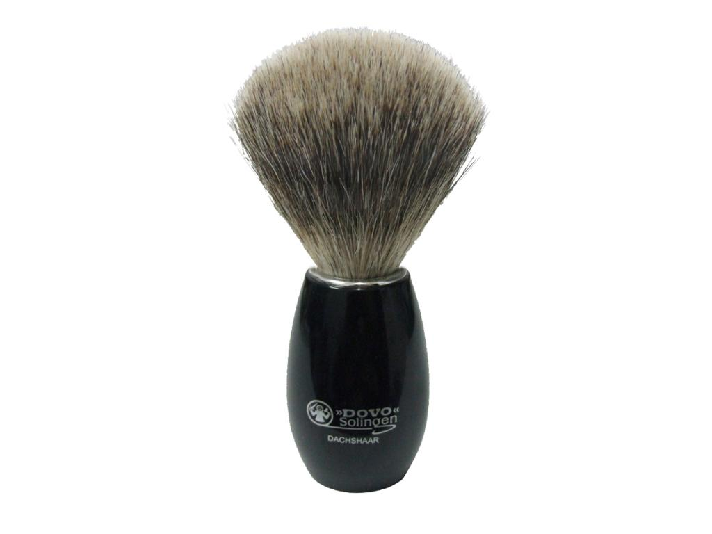 Dovo 65179 Classic Black Badger Brush