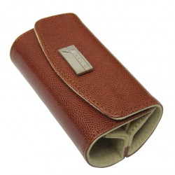Dalvey 539 Brown Cufflink Case