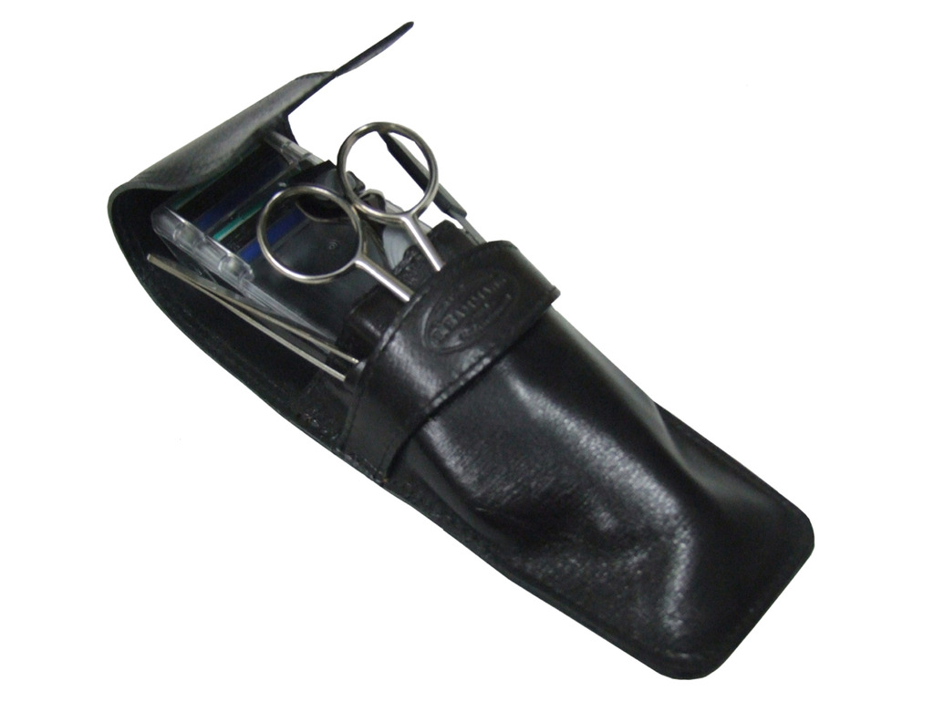 F.Hammann 5756012 5/Manicure Set Black