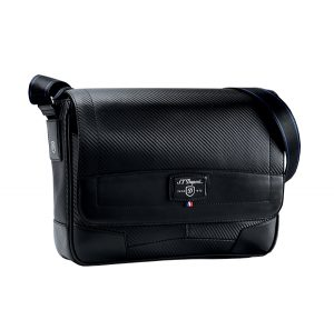 S.T. Dupont 171000 Defi Small Messager Black