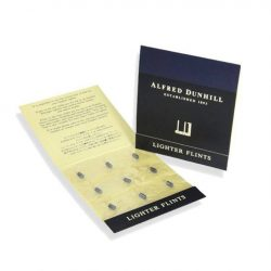 Alfred Dunhill Lighter Flints Blue (9 pk)