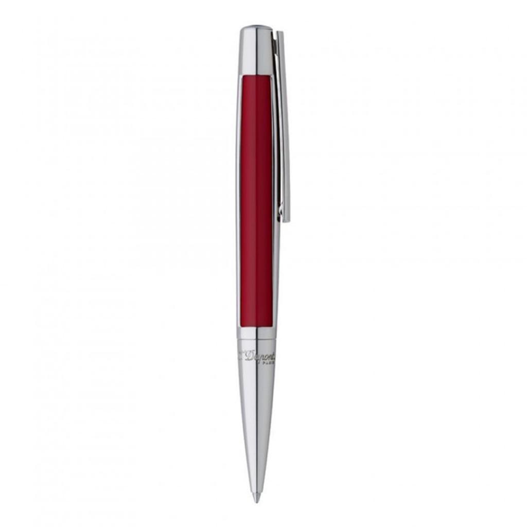S.T. Dupont 405703 Defi Ballpoint Red/Palladium - SALE