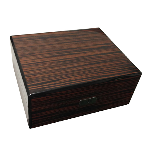 HM 810-026 Humidor Ebony 50 count