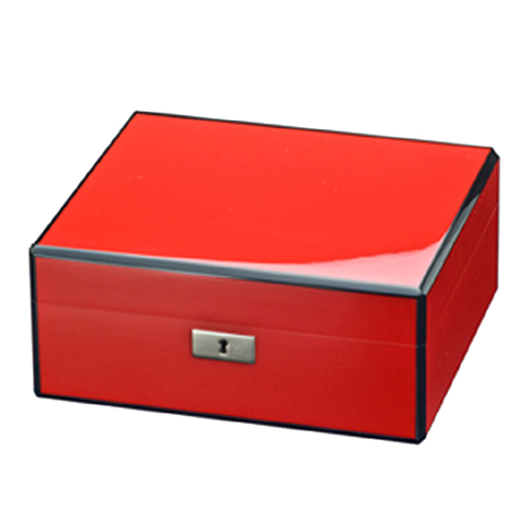 HM 810-020 Humidor Red Ferrari 50 count