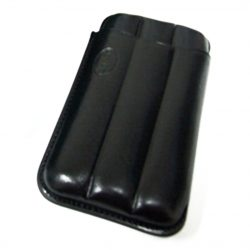 Jemar 106/3 Negro Cigar Case