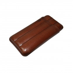 Jemar 110/3 XL Marron Cigar Case