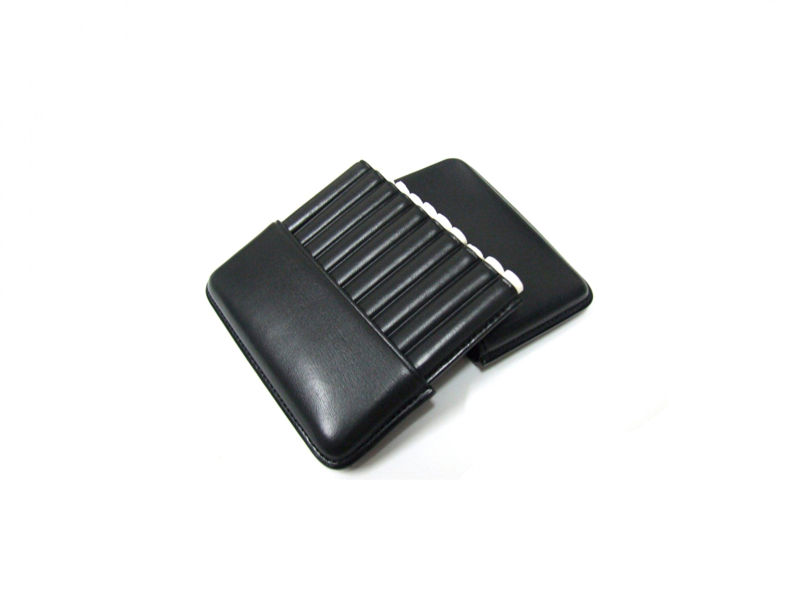 Jemar 151/6 Black Cigar Case