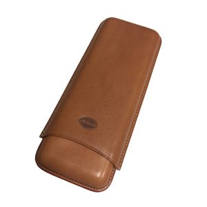 Jemar 463/3 Natural Cigar Case