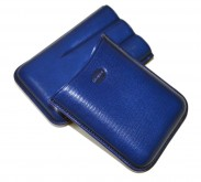 Jemar 464/3 Blue Cigar Case