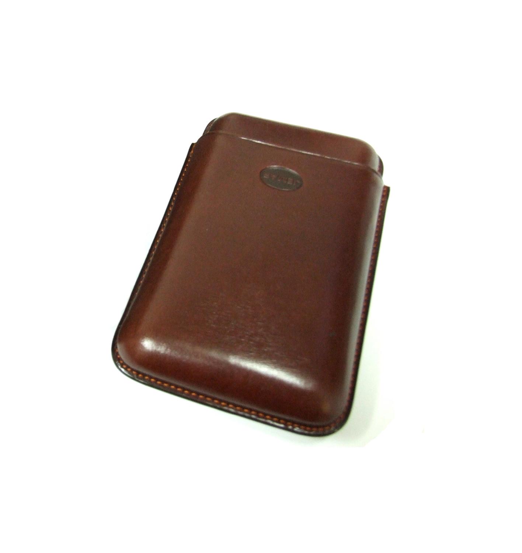 Jemar 464/3 Marron Cigar Case