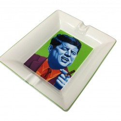 "Christian Develter ""John Kennedy"" Limited Edition Ahstray"