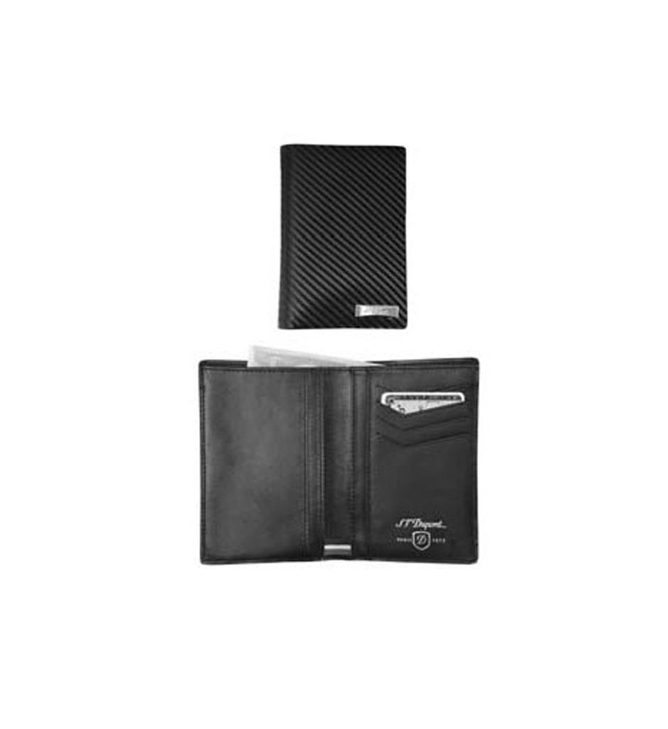 S.T. Dupont 170008 Defi Billford 4 Credit Card Wallet