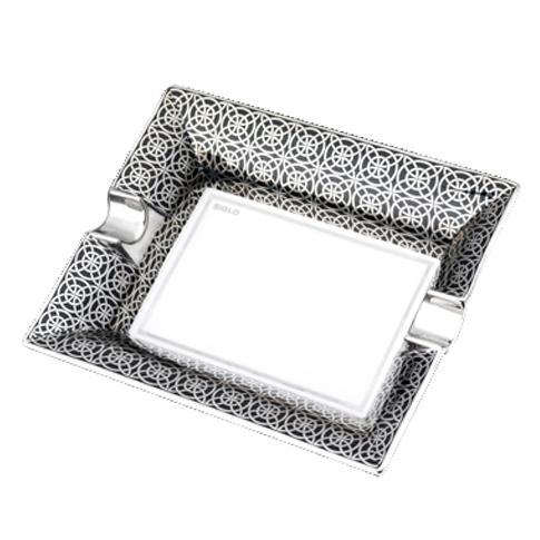 Siglo Opulent Silver Ashtray