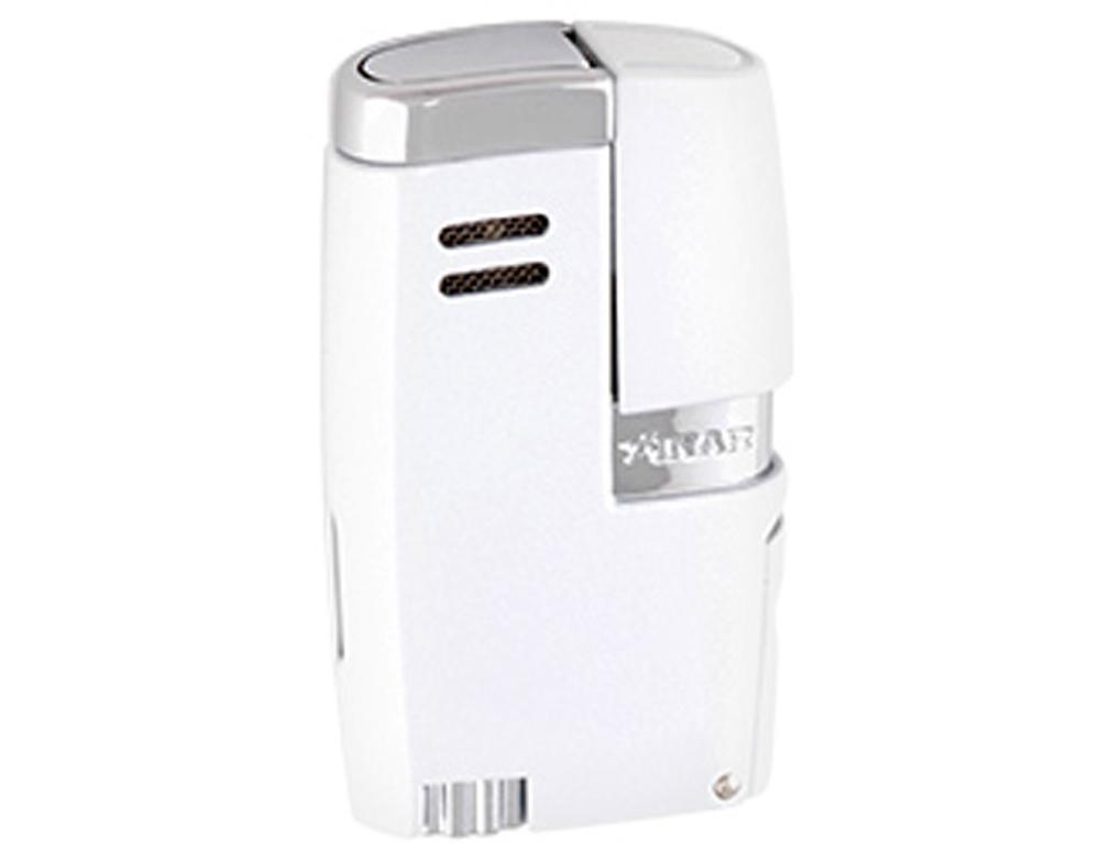 Xikar 552WH Vitara White Lighter & Punch Cutter