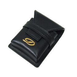 S.T. Dupont 50620 Black Soubreny Lighter Case