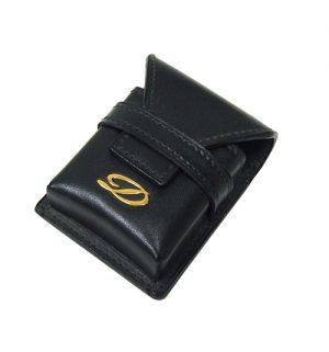 S.T. Dupont 50620 Black Soubreny Lighter Case