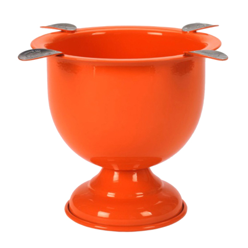 Stinky CA-ST-4OR Orange Ashtray
