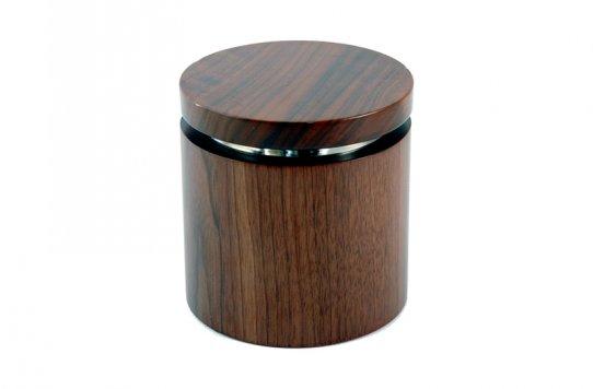 Jemar 336 Walnut Tobacco Jar