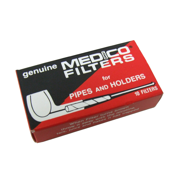 Medico Pipe Filters 6mm