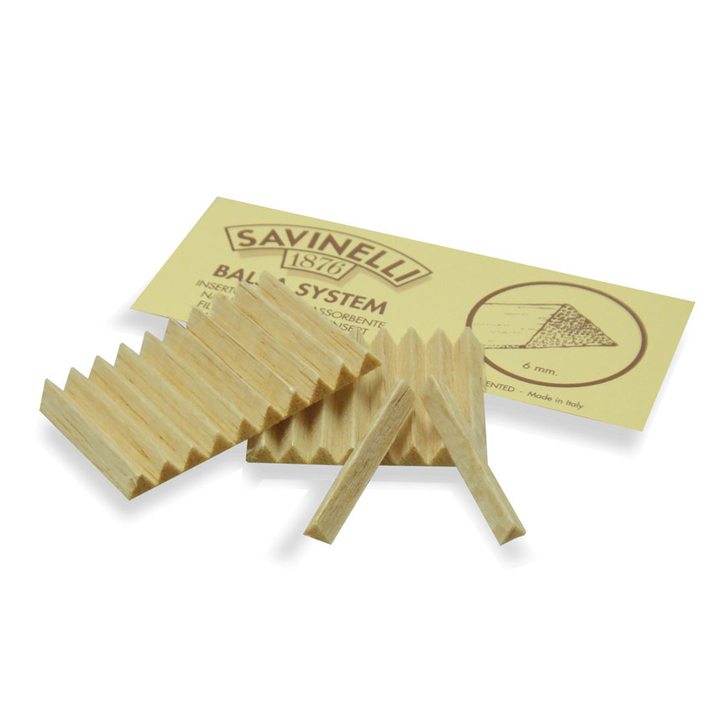 Savinelli Balsa System Filter 6mm 20s