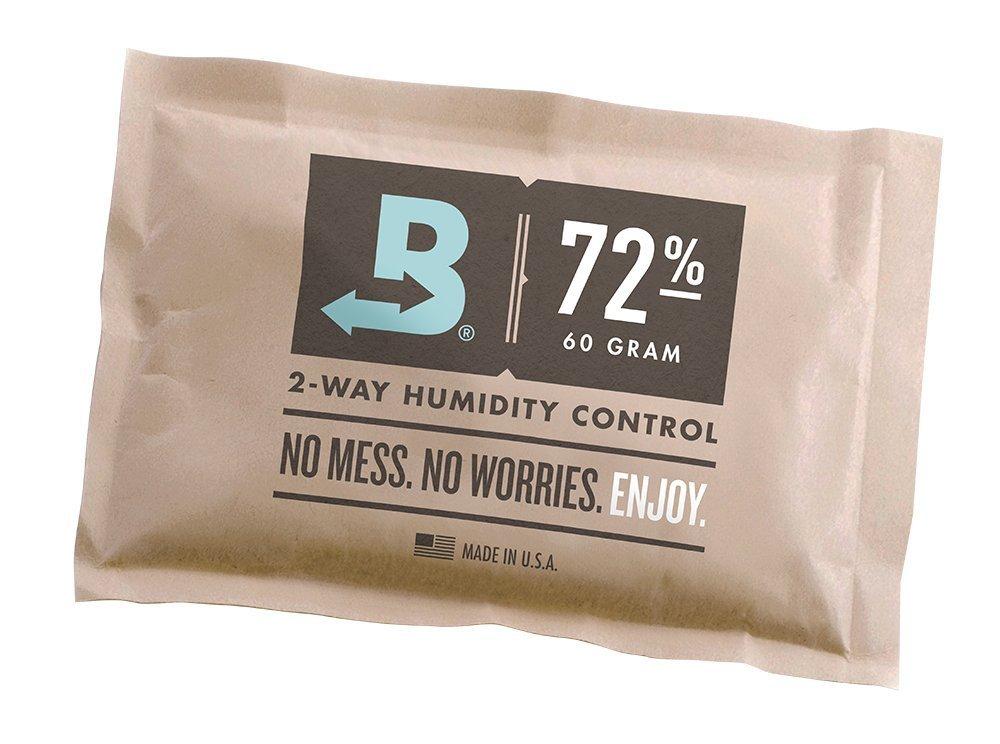 Boveda 72% 60G individual wrapped