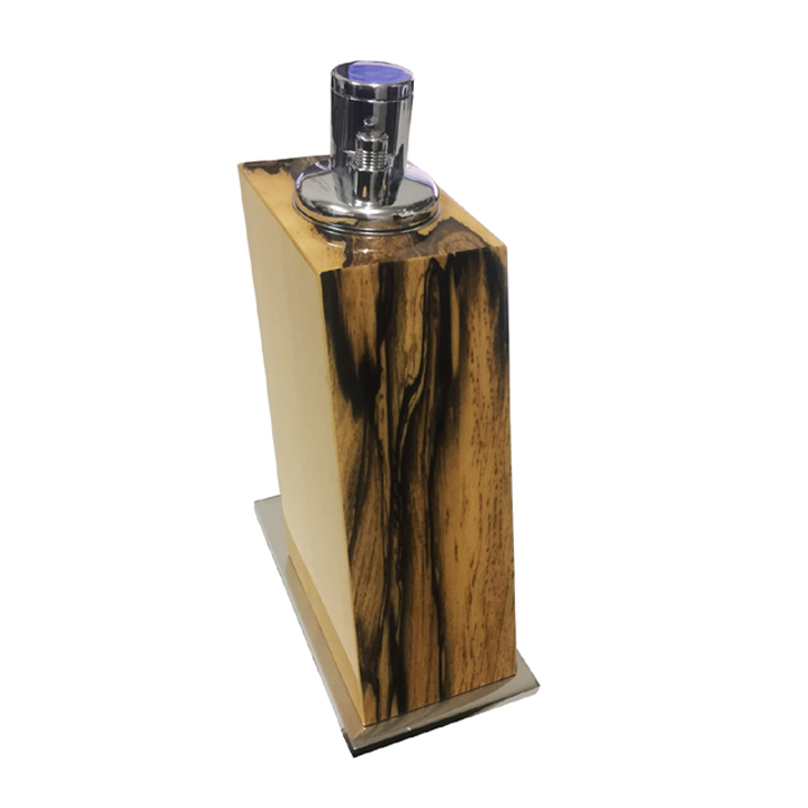 Elie Bleu Royal Ebony Large Table Lighter