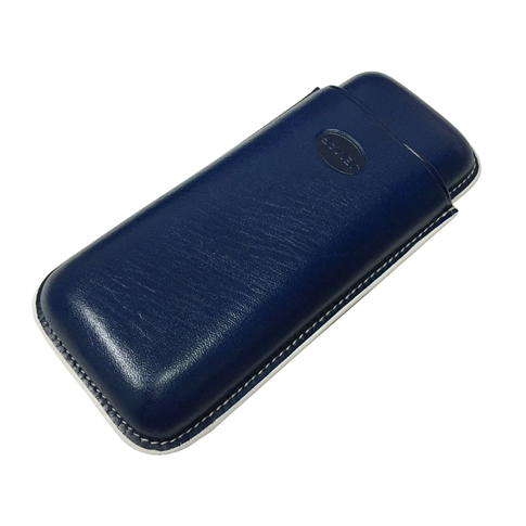 Jemar 464/2 Blue Cigar Case