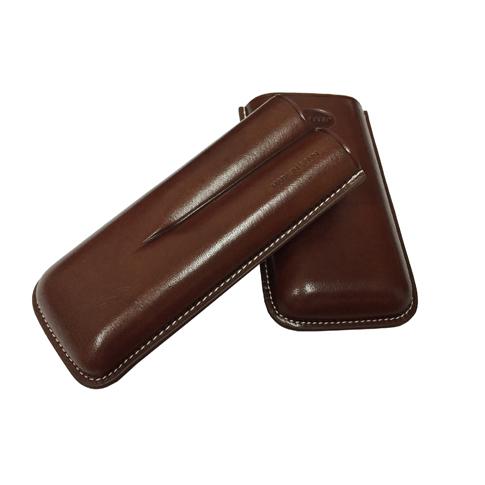 Jemar 464/2 Marron Cigar Case