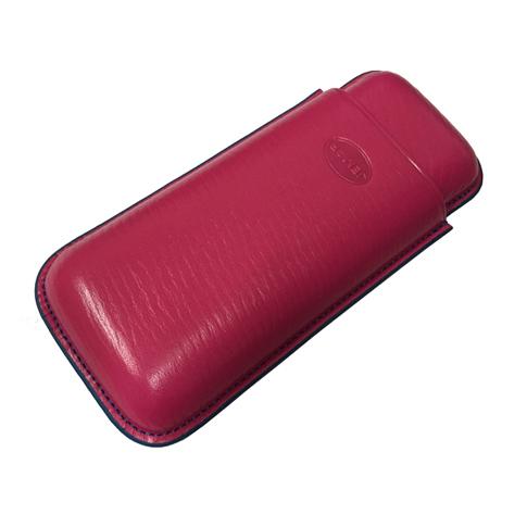 Jemar 464/2 Pink Cigar Case