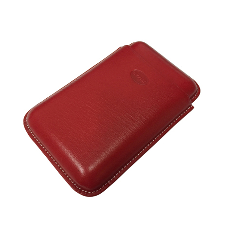 Jemar 464/3 Red Cigar Case