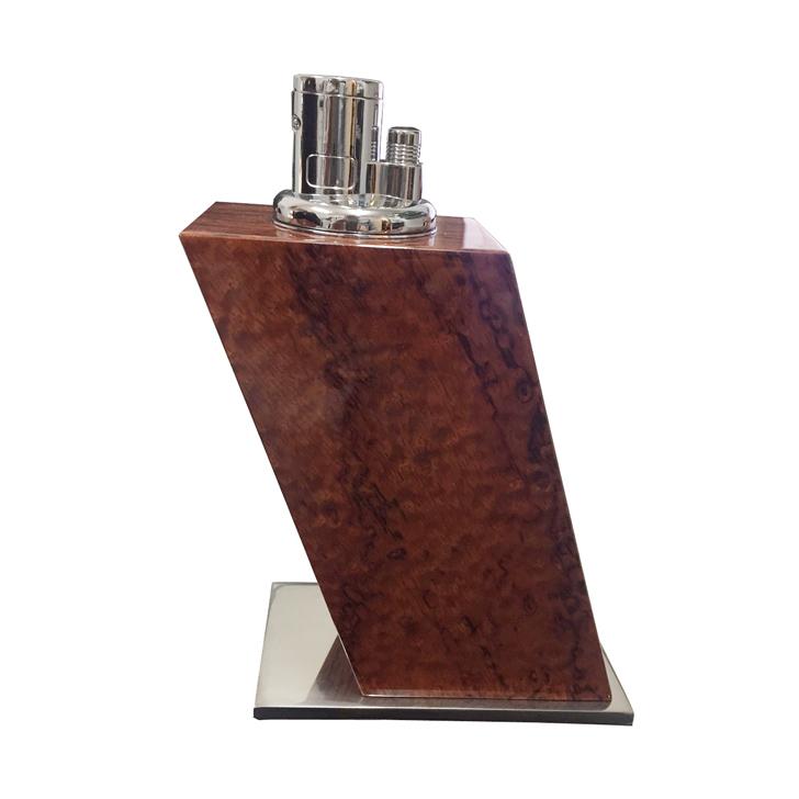 Elie Bleu Large Bubinga Lighter