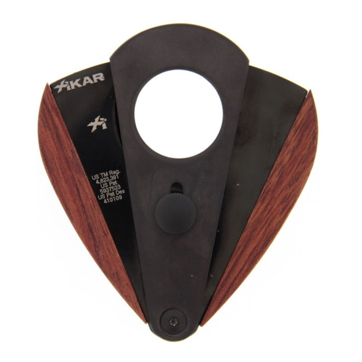Xikar 300BKRW Blk Red Wood Cutter
