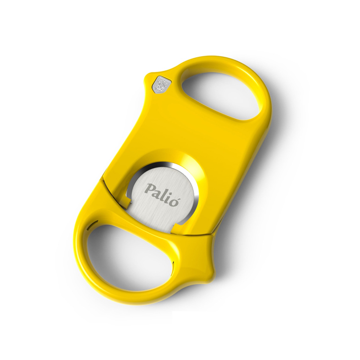 Palio Pal-CC-Yel Yellow Cigar Cutter