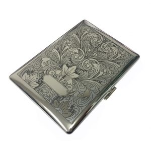 Pearl 04909-61 Arabesque Cigarette Case 9s