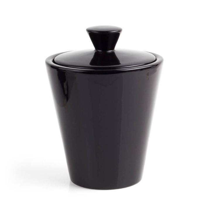 Savinelli V1025 Ceramic Jar Black
