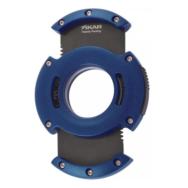 Xikar 403BL XO Blue/Blk Cutter