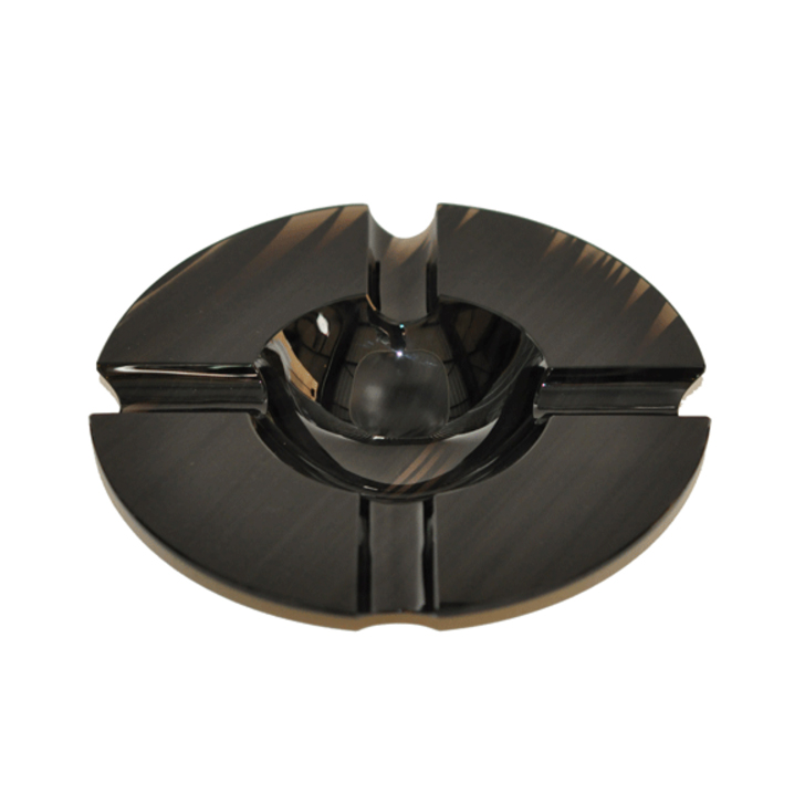 Elie Bleu Obsidienne Black Ashtray 4s