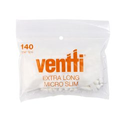 Ventti Extra Long Micro Slim Filters 140s