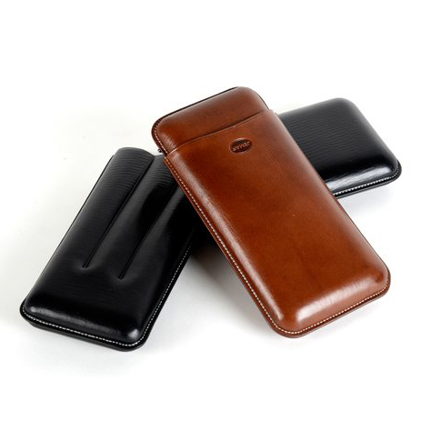 Jemar 497/3 Marron Cigar Case