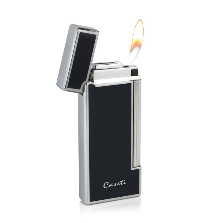 Caseti CA243-1 Black Lacquer Soft Flame