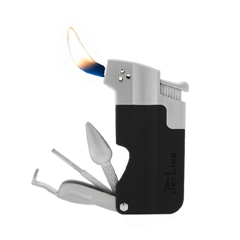 Jetline Golem Black Pipe lighter