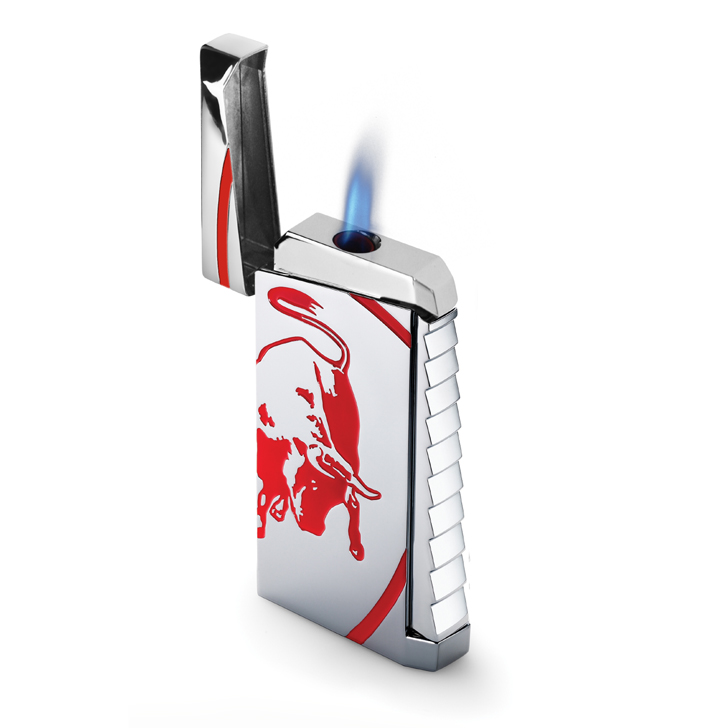 Tonino Lamborghini TTR001001 Toro Red Lighter