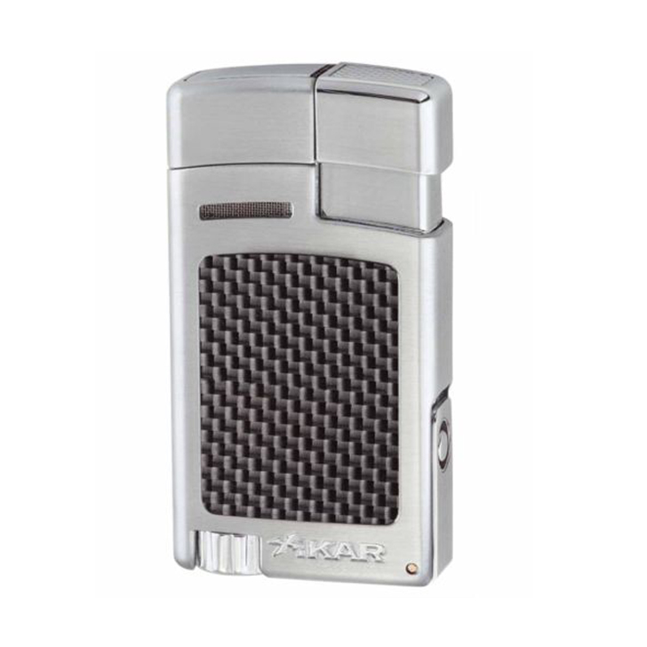 Xikar 523SLCF Forte Silver Lighter