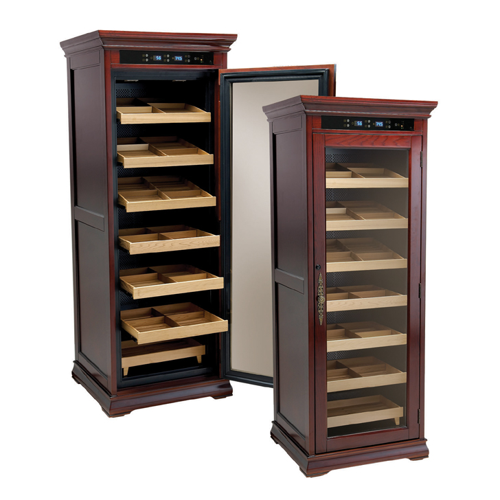 Cigarman's Remington Humidor Cabinet