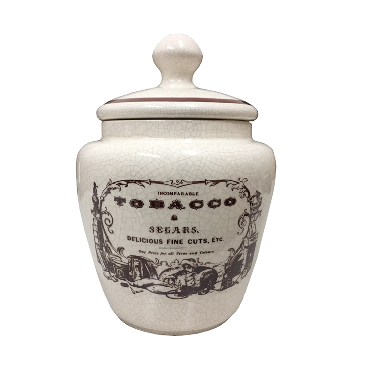 Savinelli V1023 Tobacco Jar Small
