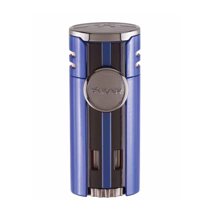 Xikar 574BL HP4 Quad Blue Lighter