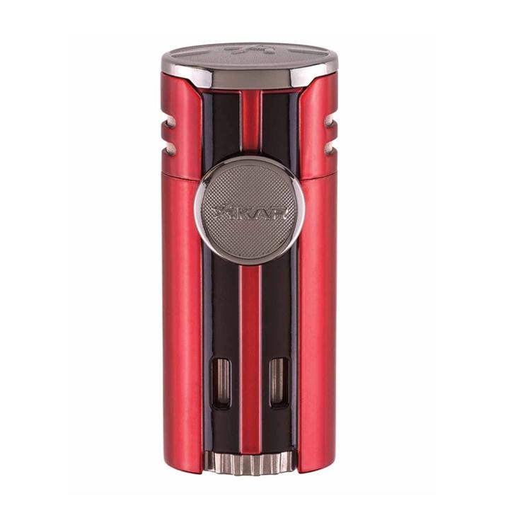 Xikar 574RD HP4 Quad Red Lighter