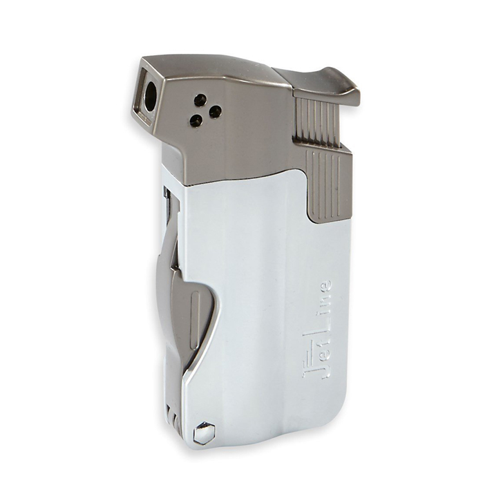 JetLine Golem Silver Pipe Lighter