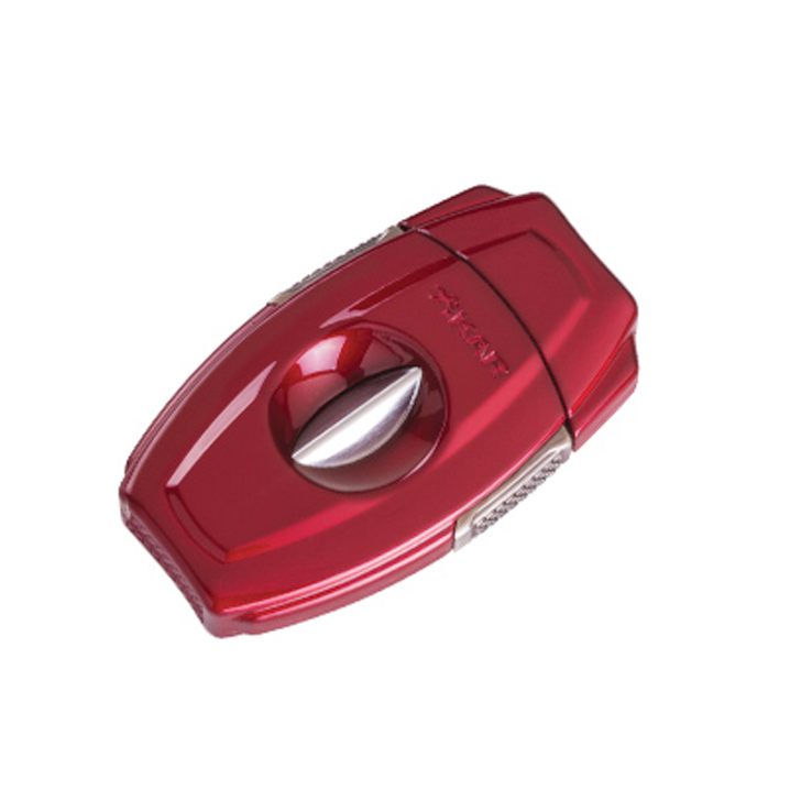 Xikar 157RD VX2 V-Cutter Red