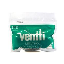 Ventti Menthol Super Slim 140s